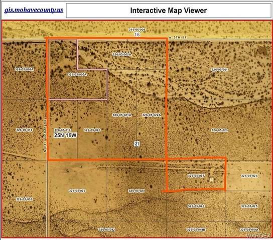 GTAC #10 S-21 LTS 2, 5TH/DEL NORTE, Dolan Springs, AZ 86441 (MLS #968651) :: The Lander Team