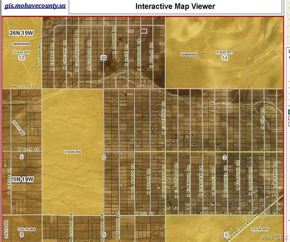 LMRO #5B S-33 LOT 21 Dogwood, Dolan Springs, AZ 86441 (MLS #968667) :: The Lander Team