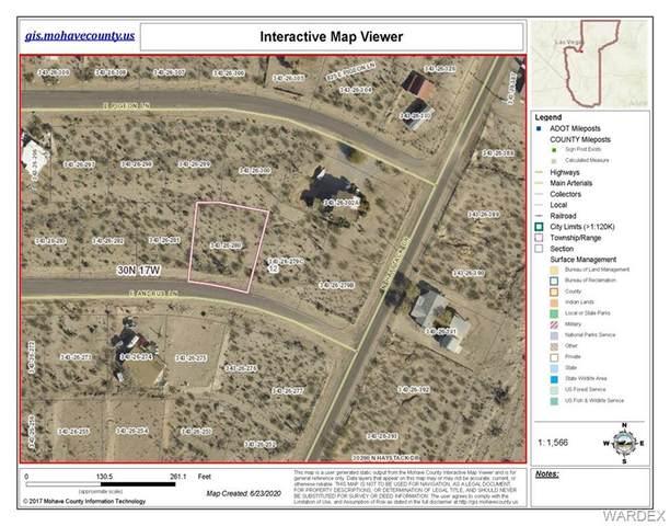 795 E Andrus Lane, Meadview, AZ 86444 (MLS #968753) :: The Lander Team