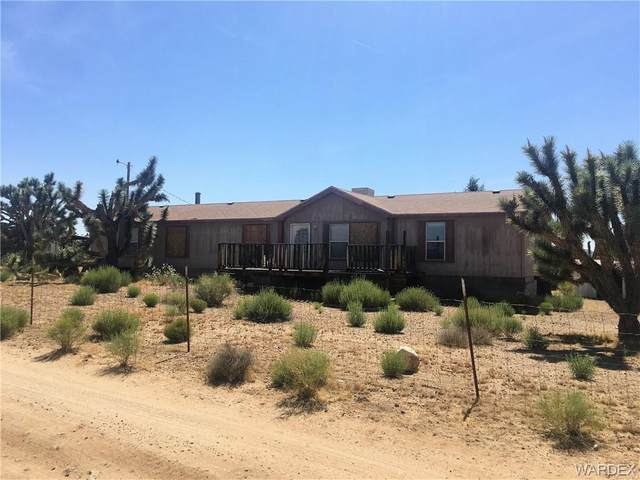 18177 N Palm(Owc) Drive, Dolan Springs, AZ 86441 (MLS #968764) :: The Lander Team