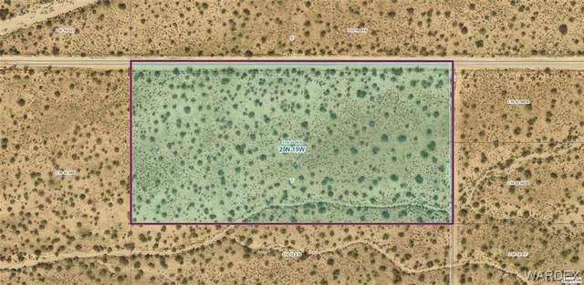 Lot 3 W 9th St, Dolan Springs, AZ 86441 (MLS #968766) :: The Lander Team
