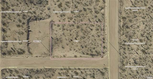 Lot 189 N Basin Drive, Meadview, AZ 86444 (MLS #968781) :: The Lander Team