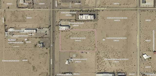 5440 S Highway 95, Fort Mohave, AZ 86426 (MLS #968790) :: The Lander Team