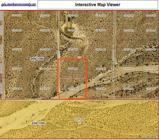 LMRO #5B S-33 LTS 46 Chicory Drive, Dolan Springs, AZ 86441 (MLS #968792) :: The Lander Team