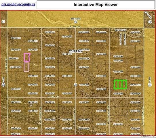 GTAC #10 S21 LTS,50, Mixed Lot Bundle, Dolan Springs, AZ 86441 (MLS #968795) :: The Lander Team