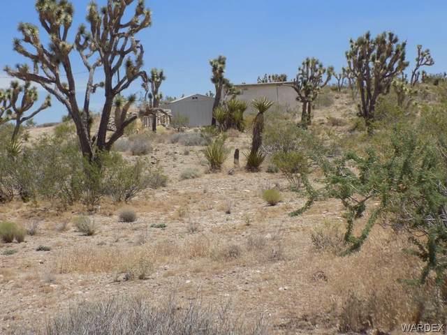 17016 N Magnolia Drive, Dolan Springs, AZ 86441 (MLS #968803) :: The Lander Team