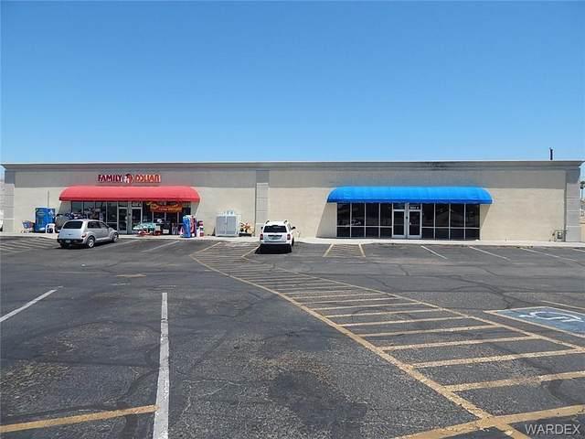1005 Hancock Road, Bullhead, AZ 86442 (MLS #969828) :: The Lander Team
