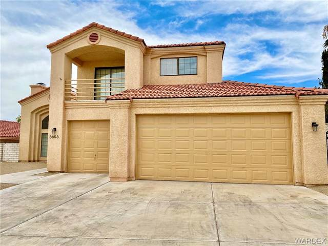 3653 Bayview Drive, Laughlin (NV), NV 89029 (MLS #969836) :: The Lander Team