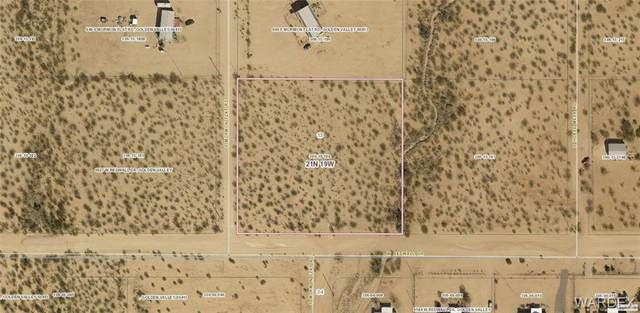 Lot 9 W Redwall Dr, Golden Valley, AZ 86413 (MLS #969871) :: The Lander Team