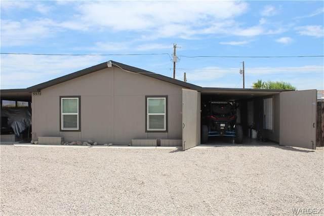 5578 S Chaparral Way, Fort Mohave, AZ 86426 (MLS #969886) :: The Lander Team