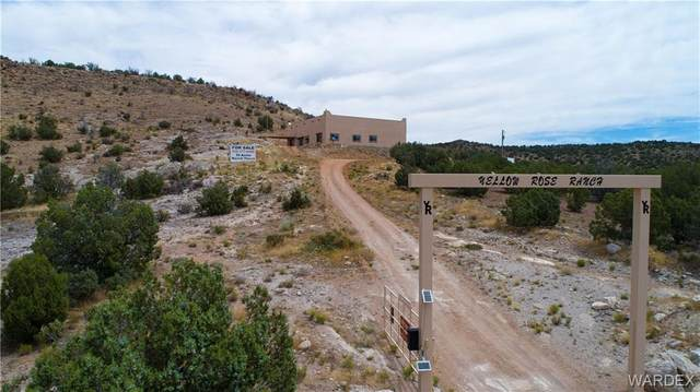 19315 E Willow Creek Road, Kingman, AZ 86401 (MLS #969925) :: The Lander Team
