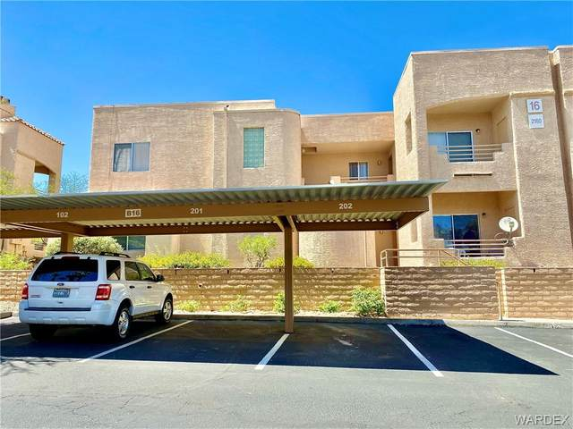 2160 Highpointe Drive #101, Laughlin (NV), NV 89029 (MLS #969951) :: The Lander Team