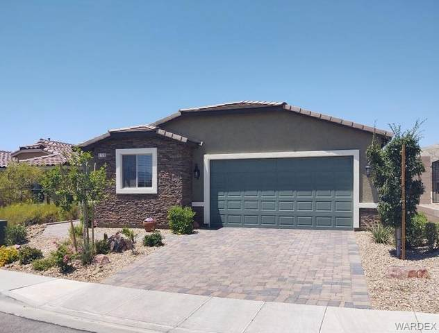 2721 Benton Cove Street, Laughlin (NV), NV 89029 (MLS #969955) :: The Lander Team