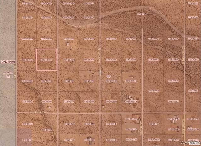 0000 N Dewey Rd, Golden Valley, AZ 86413 (MLS #969958) :: The Lander Team
