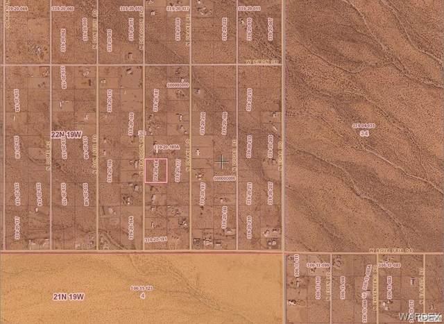 0000 N Dragoon Rd, Golden Valley, AZ 86413 (MLS #969961) :: The Lander Team