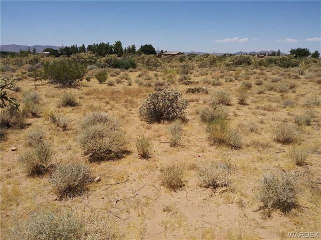 3563 N San Pedro, Golden Valley, AZ 86413 (MLS #969977) :: The Lander Team