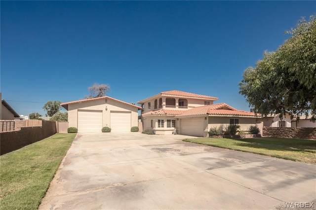 8733 S Cedar Street, Mohave Valley, AZ 86440 (MLS #969985) :: The Lander Team