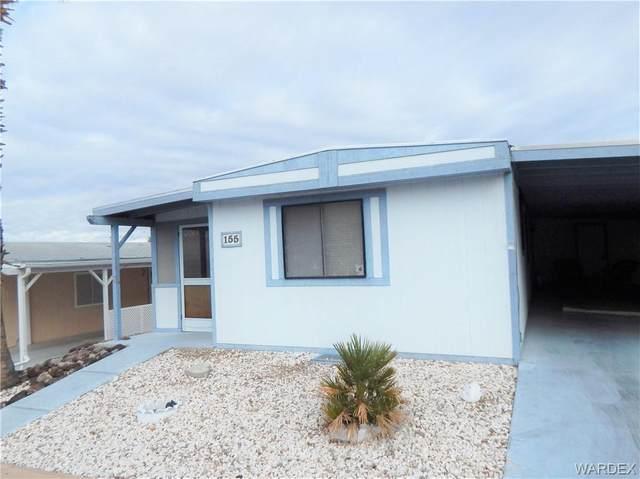2960 Silver Creek #155 #155, Bullhead, AZ 86442 (MLS #969994) :: The Lander Team