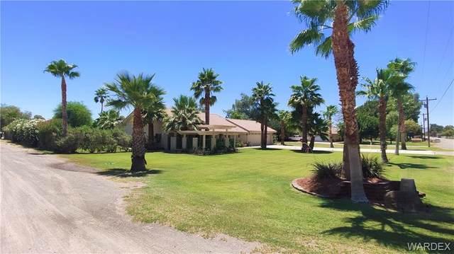 1870 E Ironwood Drive, Mohave Valley, AZ 86440 (MLS #970006) :: The Lander Team