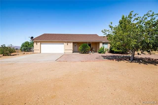 3605 N San Pedro Road, Golden Valley, AZ 86413 (MLS #970016) :: The Lander Team