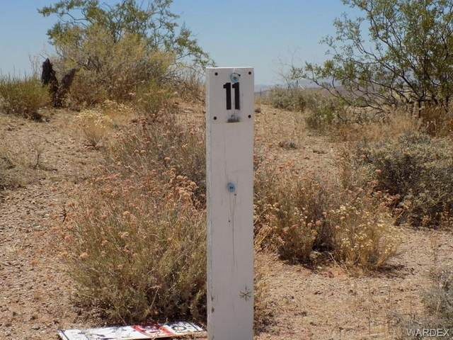 8704 W Leonard Drive, White Hills, AZ 86445 (MLS #970037) :: The Lander Team