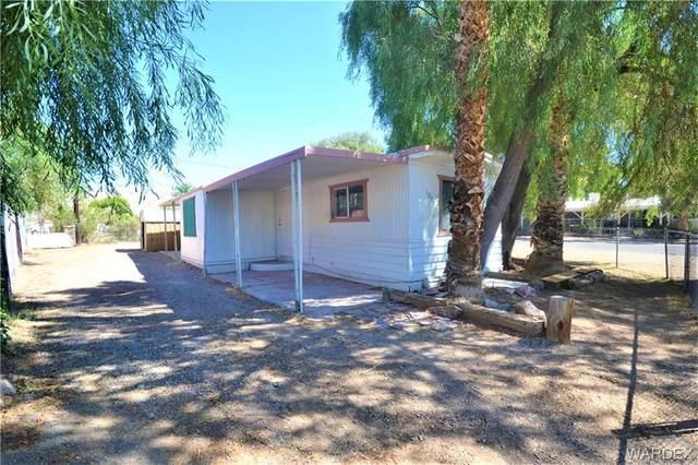 186 Tanglewood Lane, Bullhead, AZ 86442 (MLS #970073) :: The Lander Team