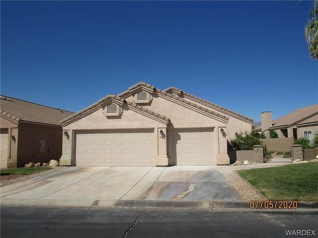 1214 Country Club Drive, Laughlin (NV), NV 89029 (MLS #970085) :: The Lander Team