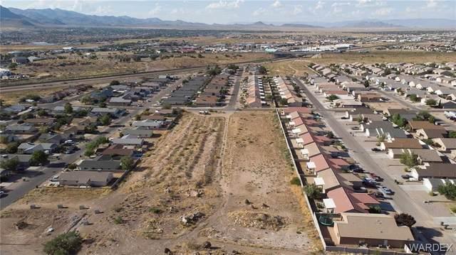 15 Lots N Stewart, Kingman, AZ 86401 (MLS #970088) :: AZ Properties Team   RE/MAX Preferred Professionals