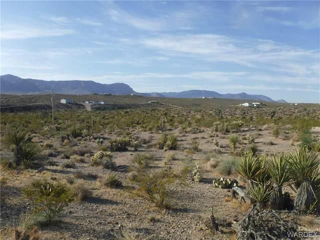 240 E Haystack Drive, Meadview, AZ 86444 (MLS #970096) :: The Lander Team