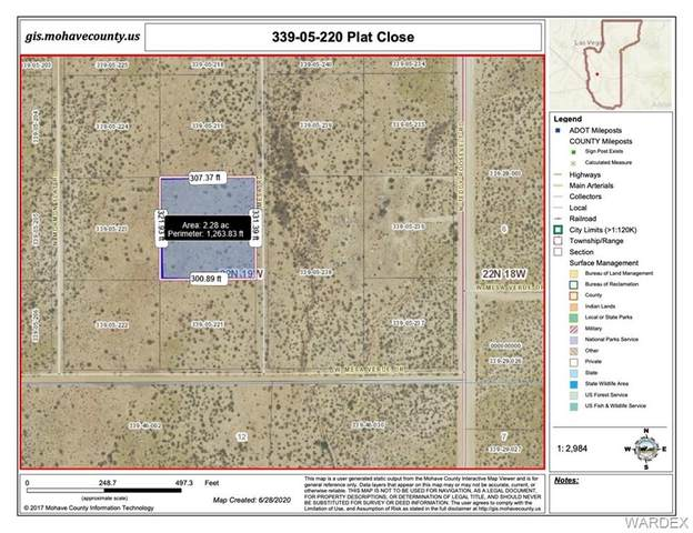 0000 Horse Mesa, Golden Valley, AZ 86413 (MLS #970122) :: The Lander Team