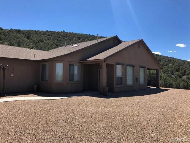454 S Sunset Ridge Road, Kingman, AZ 86401 (MLS #970134) :: The Lander Team