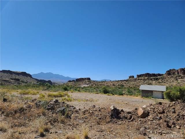 tbd Fort Beale Road, Kingman, AZ 86409 (MLS #970157) :: The Lander Team
