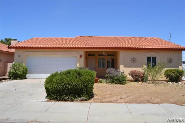 3539 Heather Avenue, Kingman, AZ 86401 (MLS #970158) :: The Lander Team