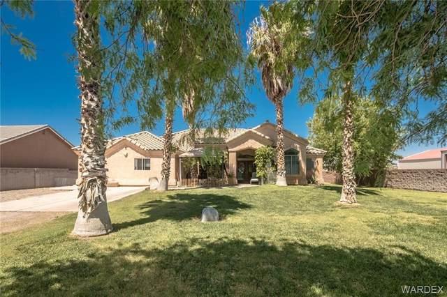 5331 S Cholla Drive, Fort Mohave, AZ 86426 (MLS #970160) :: The Lander Team