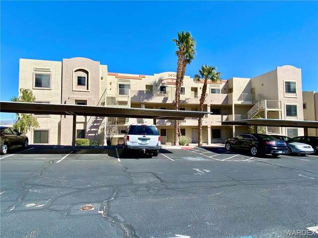 2028 Mesquite Lane #301, Laughlin (NV), NV 89029 (MLS #970182) :: The Lander Team