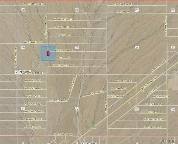 000 Tombstone Tr, Golden Valley, AZ 86413 (MLS #970193) :: The Lander Team