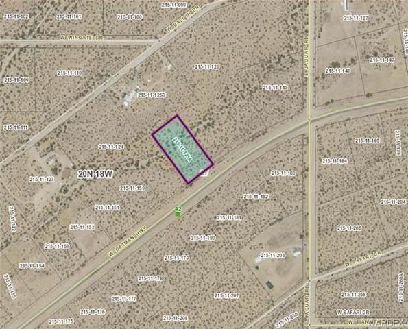 4527 W Oatman Highway, Golden Valley, AZ 86413 (MLS #970194) :: AZ Properties Team | RE/MAX Preferred Professionals