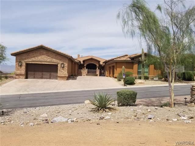 1423 Pioneer Trail, Bullhead, AZ 86429 (MLS #970196) :: The Lander Team