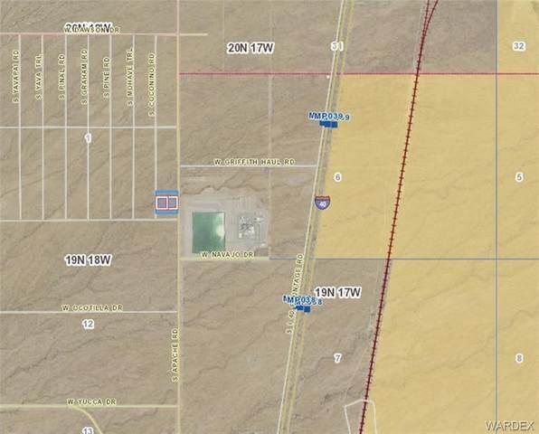 000 Apache Rd, Golden Valley, AZ 86413 (MLS #970198) :: The Lander Team