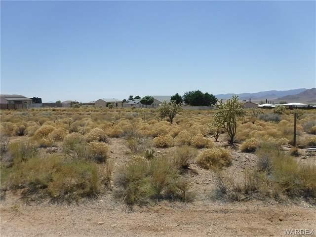 9287 N Singletree Drive, Kingman, AZ 86401 (MLS #970216) :: The Lander Team