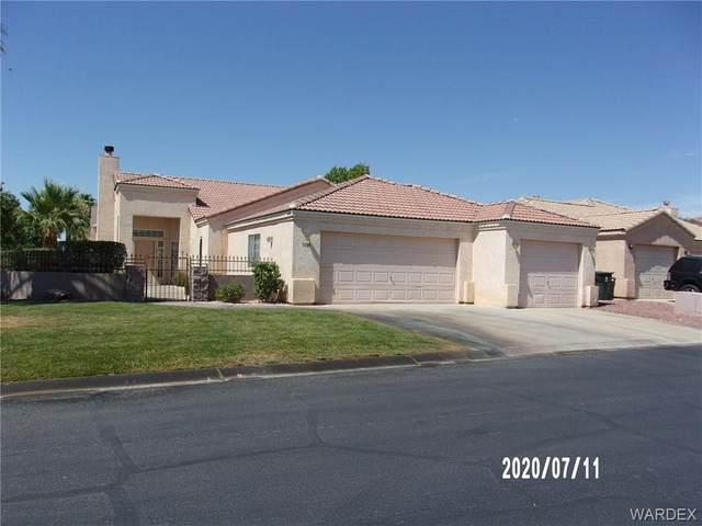 1198 Golf Club, Laughlin (NV), NV 89029 (MLS #970223) :: The Lander Team