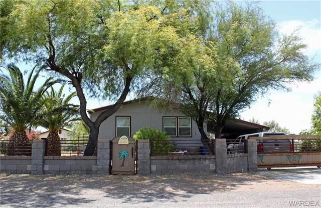 1631 E Luna Media, Fort Mohave, AZ 86426 (MLS #970232) :: The Lander Team