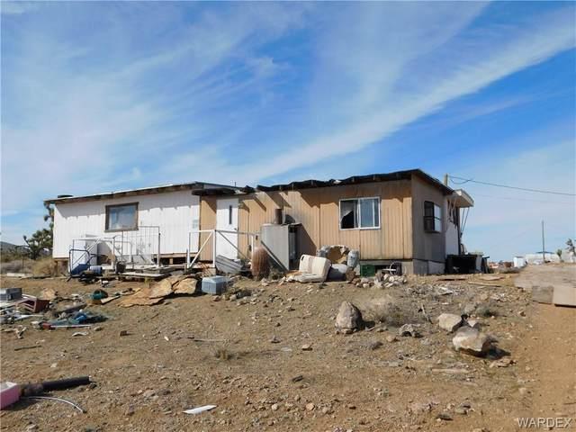 18532 N Sunflower Drive, Dolan Springs, AZ 86441 (MLS #970238) :: The Lander Team