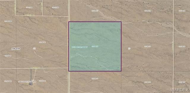 TBD N Olympic Avenue, Kingman, AZ 86409 (MLS #970245) :: The Lander Team