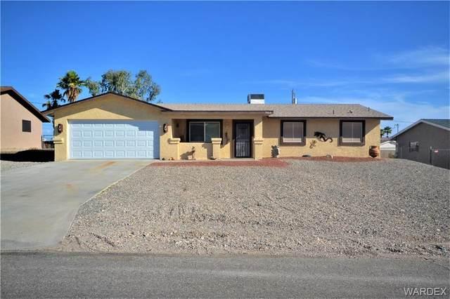 3666 Bluegrass Drive, Lake Havasu, AZ 86406 (MLS #970259) :: The Lander Team