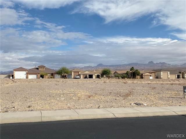 2701 Promontory Drive, Bullhead, AZ 86429 (MLS #970261) :: The Lander Team