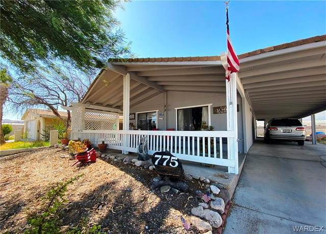 775 Terrace Drive, Bullhead, AZ 86442 (MLS #970263) :: The Lander Team