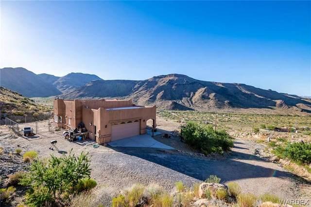 10061 N Vock Canyon Lane, Kingman, AZ 86409 (MLS #970290) :: The Lander Team
