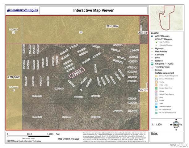 N/A High Valley Rd., Lot 20, Kingman, AZ 86402 (MLS #970291) :: The Lander Team