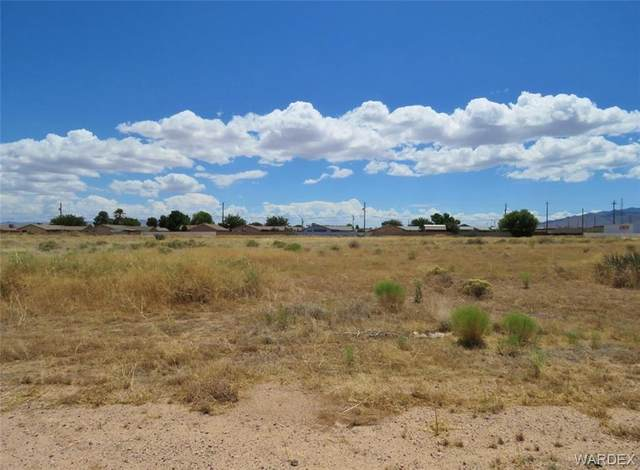 6 Lots Banks Airport Addition Street, Kingman, AZ 86409 (MLS #970294) :: The Lander Team
